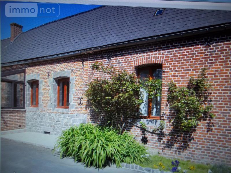 Maison a vendre Cartignies 59244 Nord 7 pièces 291100 euros