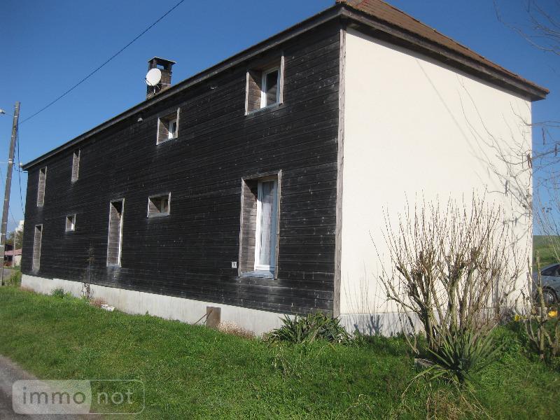 Maison a vendre Courcelles-sur-Voire 10500 Aube 3 pièces 89000 euros