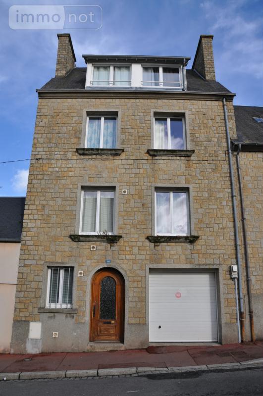 Achat maison a vendre saint hilaire du harcou t 50600 manche 122 m2 6 pi ces 173040 euros - Garage st hilaire du harcouet ...