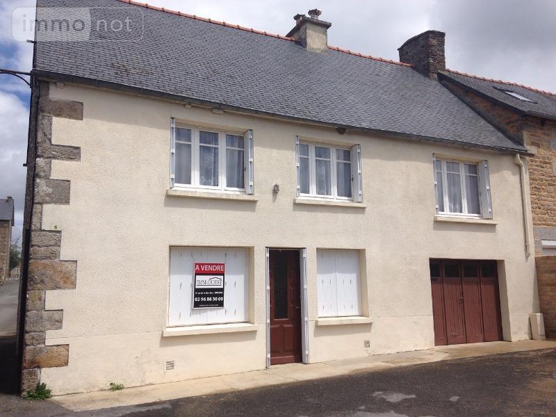 Maison a vendre Mégrit 22270 Cotes-d'Armor 4 pièces 68900 euros