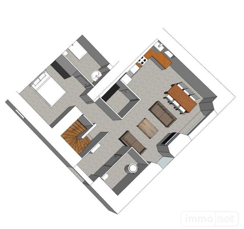 Maison a vendre Bruz 35170 Ille-et-Vilaine 115 m2 5 pièces 284622 euros