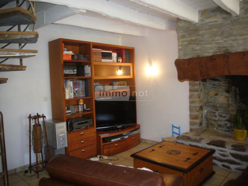 Maison a vendre Maure-de-Bretagne 35330 Ille-et-Vilaine 4 pièces 124972 euros