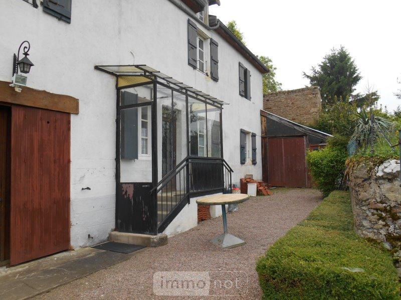 Maison a vendre Dyo 71800 Saone-et-Loire 125 m2 5 pièces 100160 euros