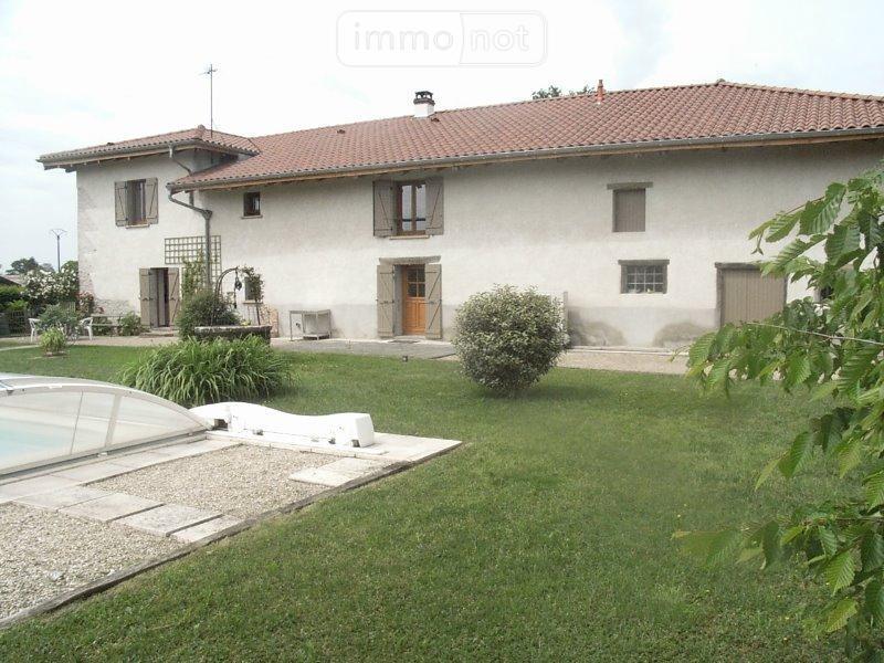 achat maison a vendre polliat 01310 ain 217 m2 7 pi 232 ces 335000 euros