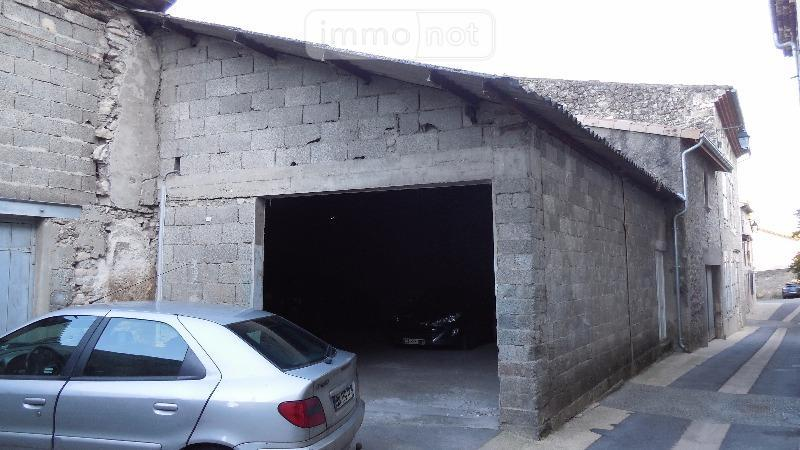 Garage et parking a vendre Baix 07210 Ardeche 238 m2  55000 euros
