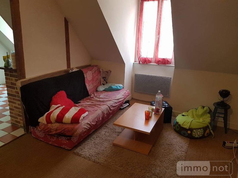 Location appartement Nogent-le-Rotrou 28400 Eure-et-Loir 70 m2 4 pièces 494 euros