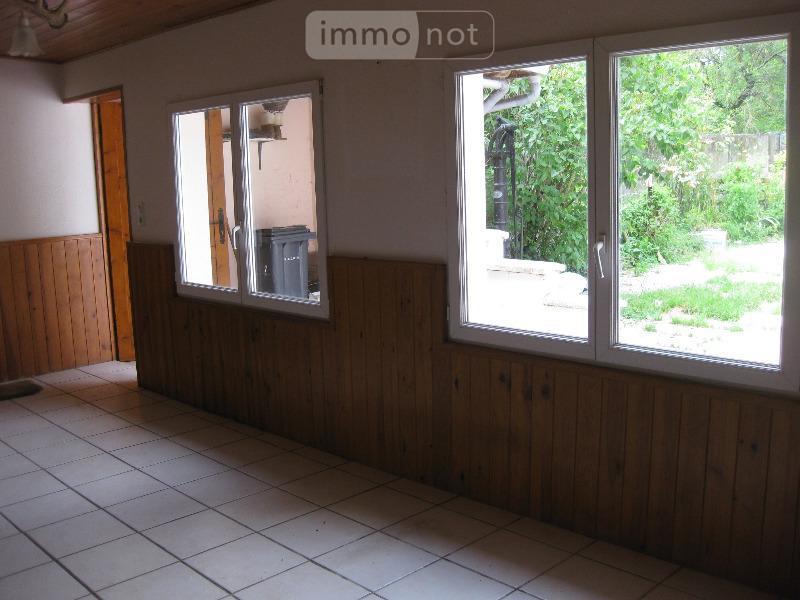 Maison a vendre Piney 10220 Aube 5 pièces 85000 euros