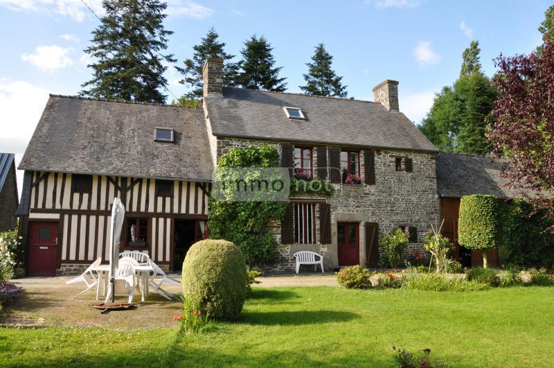 Maison a vendre Sainte-Marie-du-Bois 50640 Manche 129 m2 4 pièces 167860 euros