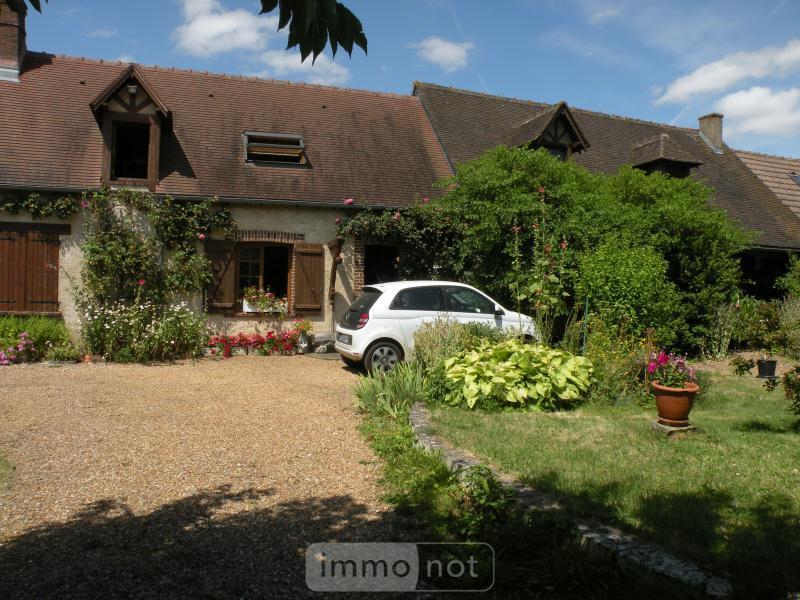 Maison a vendre Chauffours 28120 Eure-et-Loir 122 m2 5 pièces 187000 euros