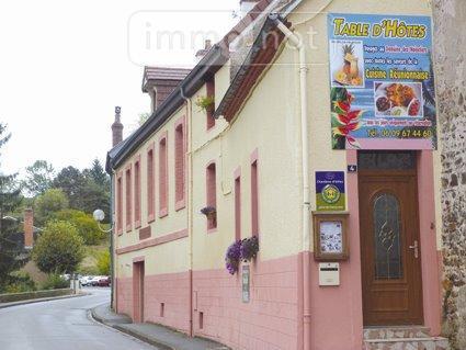Maison a vendre Bourbon-Lancy 71140 Saone-et-Loire 7 pièces 186700 euros