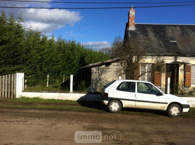 Maison a vendre Bona 58330 Nievre 73 m2 3 pièces 36750 euros