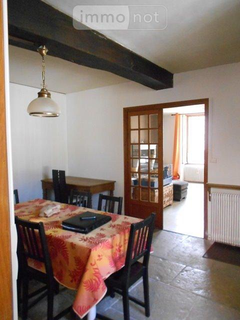 Maison a vendre Massangis 89440 Yonne 90 m2 5 pièces 105000 euros