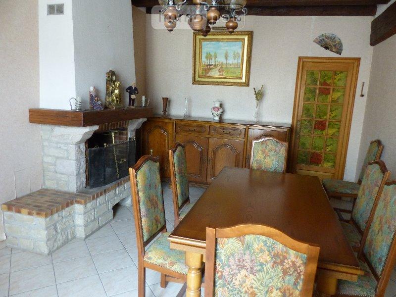 Maison a vendre Beauce-la-Romaine 41240 Loir-et-Cher 95 m2 5 pièces 129000 euros
