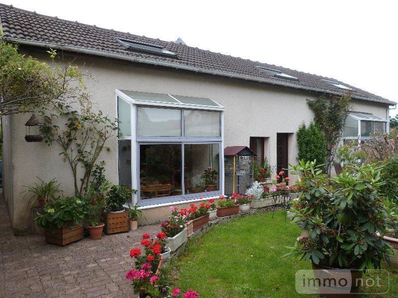 Maison a vendre Montbard 21500 Cote-d'Or 112 m2 5 pièces 151960 euros