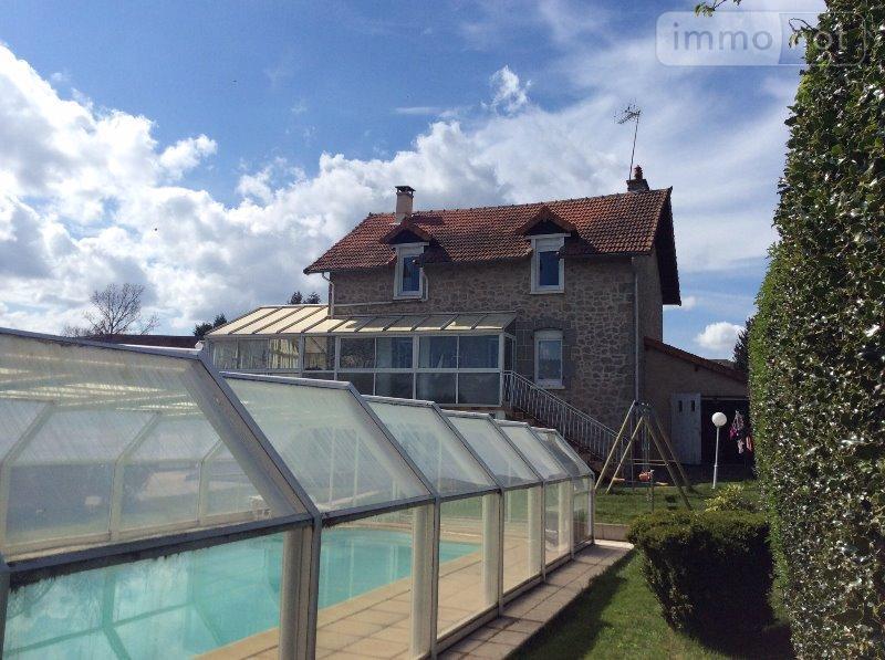 Maison a vendre Saint-Mamet-la-Salvetat 15220 Cantal 160 m2  243800 euros
