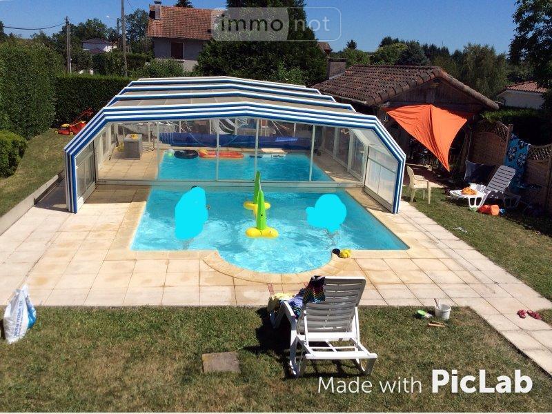 Maison a vendre Saint-Mamet-la-Salvetat 15220 Cantal 160 m2 5 pièces 227900 euros