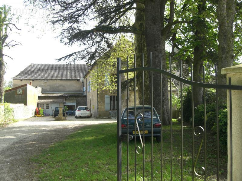 Location maison Gergy 71590 Saone-et-Loire 121 m2 4 pièces 590 euros