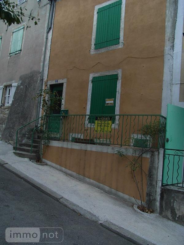 Location maison Privas 07000 Ardeche 75 m2 4 pièces 450 euros