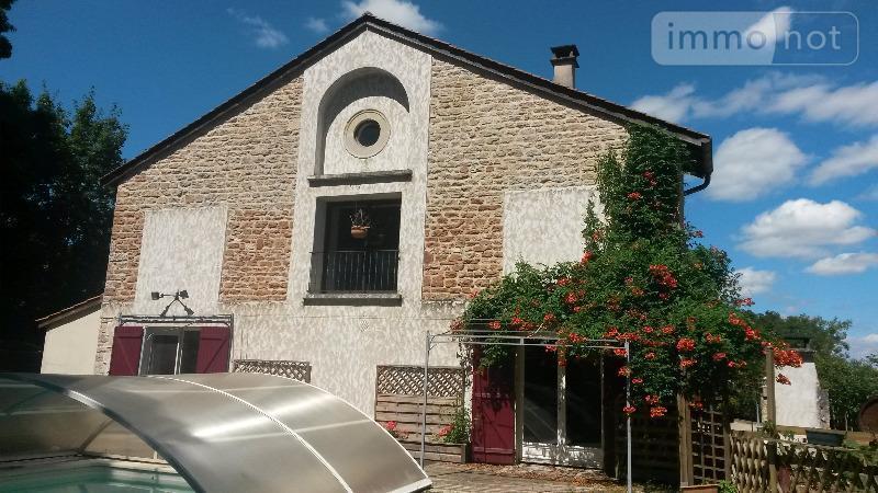 Maison a vendre Tournus 71700 Saone-et-Loire 261 m2 7 pièces 269000 euros