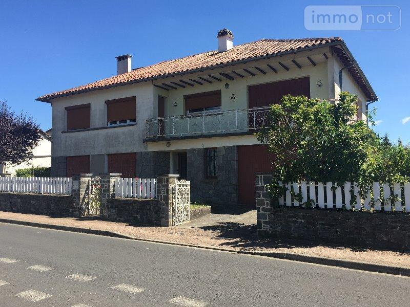 Maison a vendre Ytrac 15000 Cantal 170 m2  152250 euros