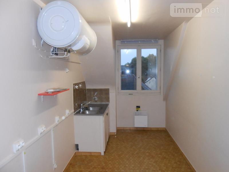 Location appartement Nogent-le-Rotrou 28400 Eure-et-Loir 51 m2 2 pièces 250 euros