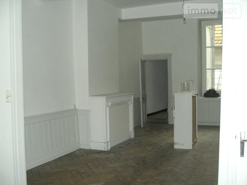 Location appartement Chalon-sur-Saône 71100 Saone-et-Loire 97 m2 3 pièces 530 euros