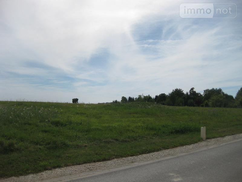 Terrain a batir a vendre Le Meix-Tiercelin 51320 Marne 1128 m2  21200 euros