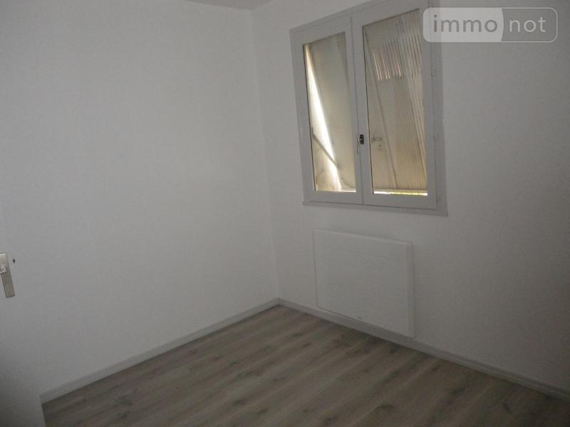 Location appartement Chalon-sur-Saône 71100 Saone-et-Loire  490 euros