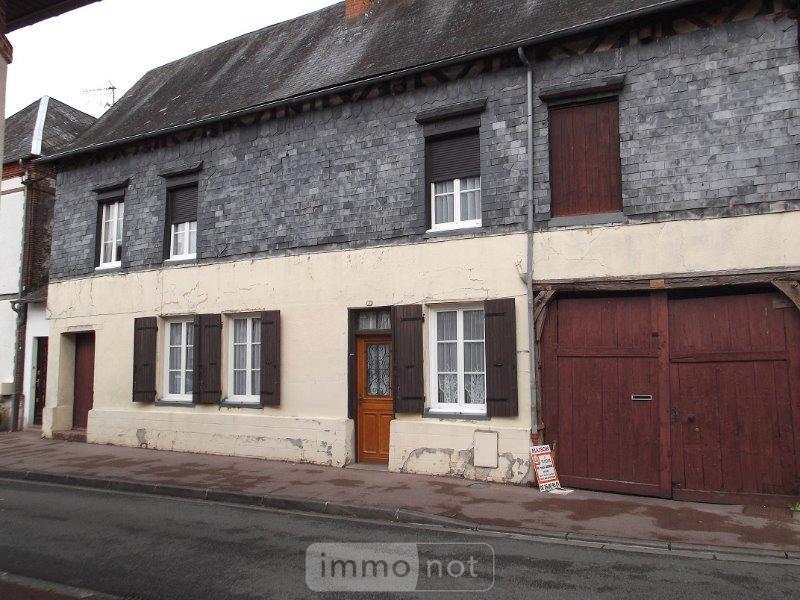 Maison a vendre Gaillefontaine 76870 Seine-Maritime 146 m2 5 pièces 99400 euros