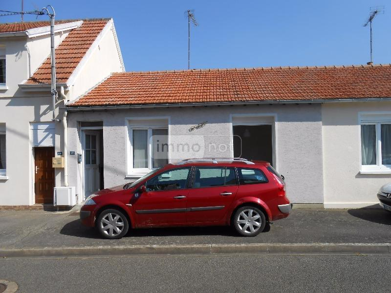 Location maison Nogent-le-Rotrou 28400 Eure-et-Loir 43 m2 3 pièces 450 euros