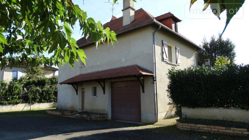 Maison a vendre Villefranche-de-Rouergue 12200 Aveyron 126 m2 8 pièces 249000 euros
