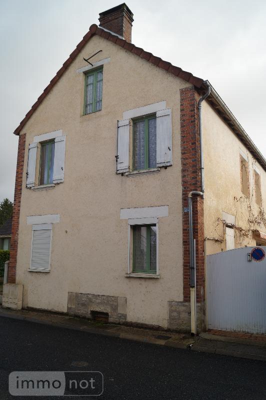 Achat maison a vendre beaulon 03230 allier 80 m2 4 pi ces 63000 euros - Maison a 80 000 euros ...