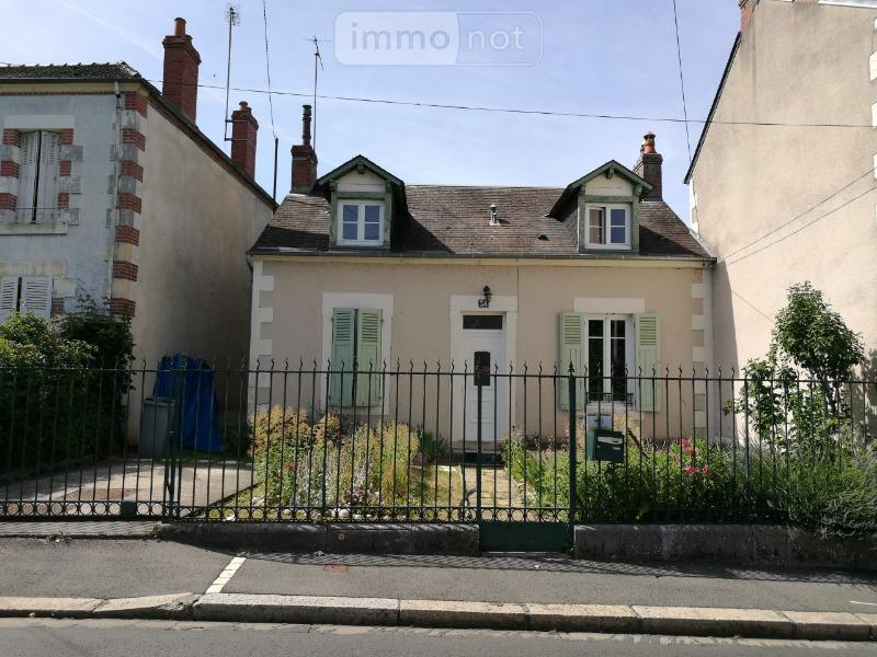 achat maison a vendre nevers 58000 ni 232 vre 104 m2 5 pi 232 ces 137000 euros