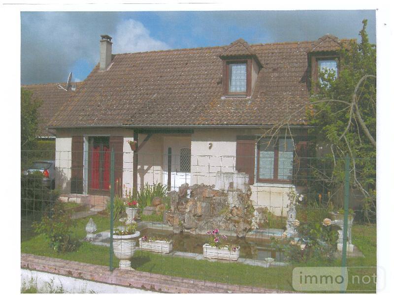Maison a vendre Mignières 28630 Eure-et-Loir 160 m2 5 pièces 305222 euros
