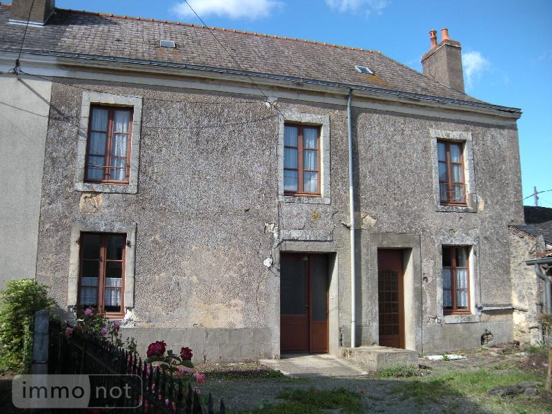 Maison a vendre Saint-Loup-du-Dorat 53290 Mayenne 140 m2 6 pièces 53000 euros