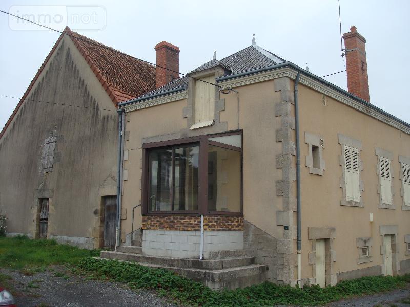 Maison a vendre Champillet 36160 Indre 48 m2 4 pièces 52872 euros