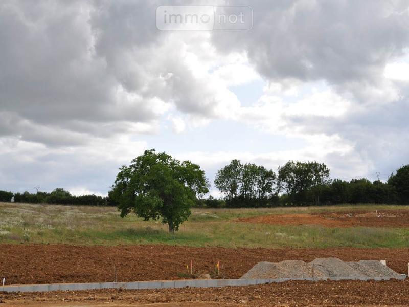 Terrain a batir a vendre Argenton-sur-Creuse 36200 Indre 593 m2  39 euros
