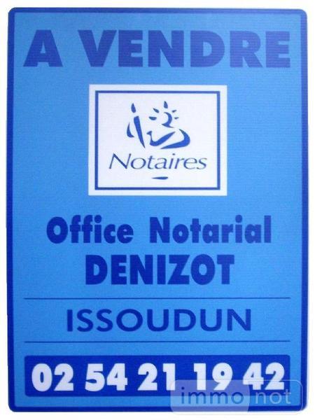 Terrain a batir a vendre Diou 36260 Indre  31800 euros