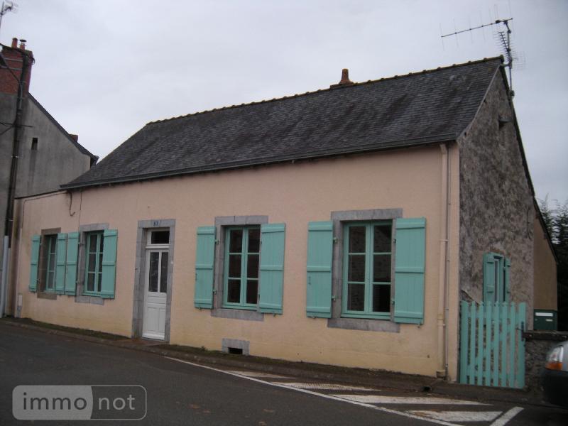 Achat maison a vendre ch mer le roi 53340 mayenne 75 m2 for Achat maison bois le roi
