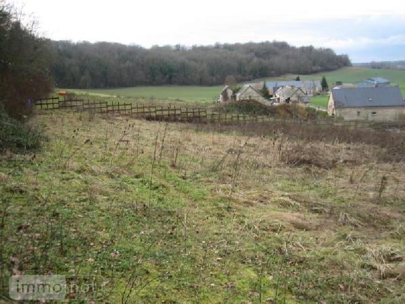 Terrain a batir a vendre Nouvron-Vingré 02290 Aisne 4593 m2  52872 euros