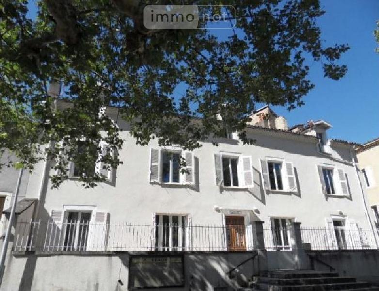 Immeuble de rapport a vendre Villefranche-de-Rouergue 12200 Aveyron 210 m2  362000 euros