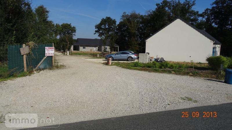 Terrain a batir a vendre Montcresson 45700 Loiret  59200 euros