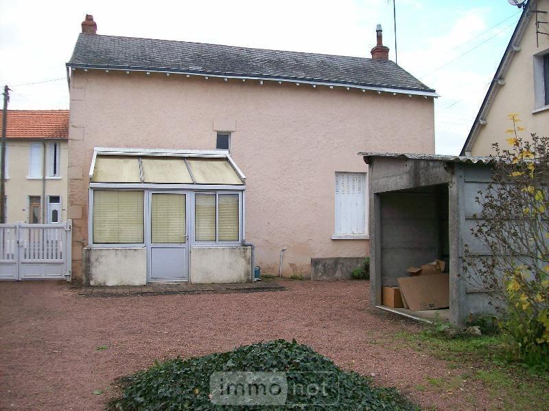 Maison a vendre Thouars 79100 Deux-Sevres 65 m2 4 pièces 47700 euros