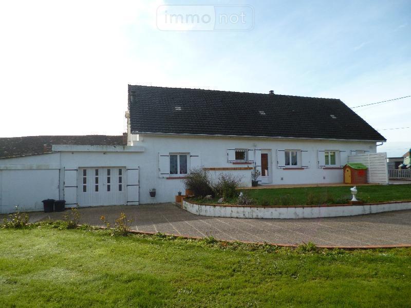 Maison a vendre Lourdoueix-Saint-Pierre 23360 Creuse 107 m2 5 pièces 161022 euros