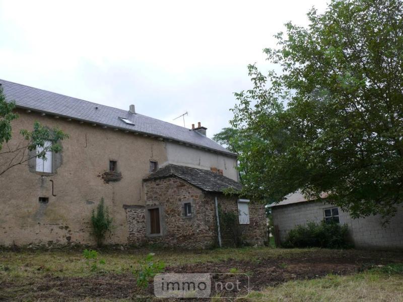 Maison a vendre La Selve 12170 Aveyron 150 m2 8 pièces 94000 euros