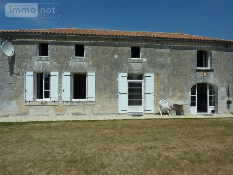 Maison a vendre Archiac 17520 Charente-Maritime 200 m2 6 pièces 234667 euros