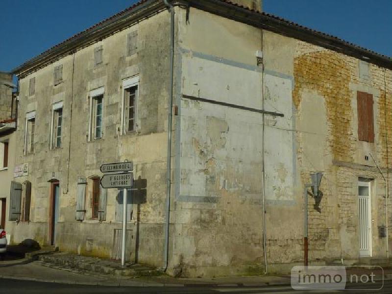 Maison a vendre Jonzac 17500 Charente-Maritime 500 m2 12 pièces 143100 euros