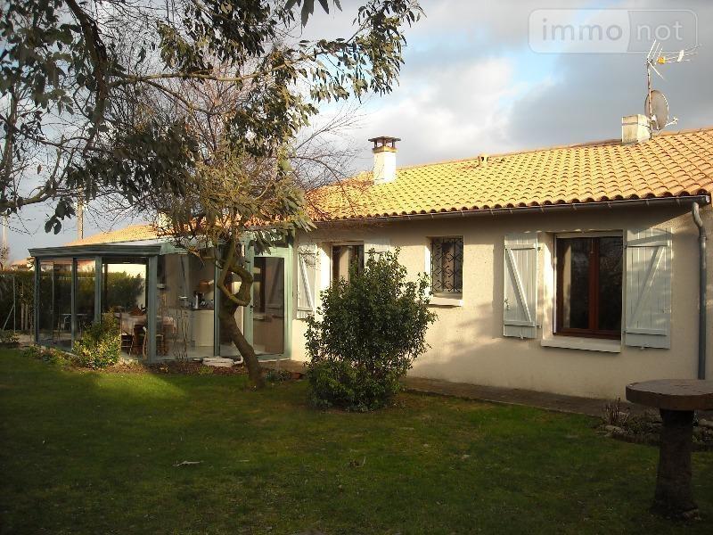 Maison a vendre Louzy 79100 Deux-Sevres 97 m2 3 pièces 150722 euros