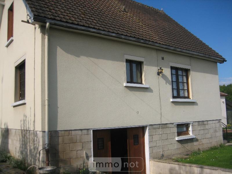 Maison a vendre Tracy-le-Mont 60170 Oise 83 m2 5 pièces 157932 euros