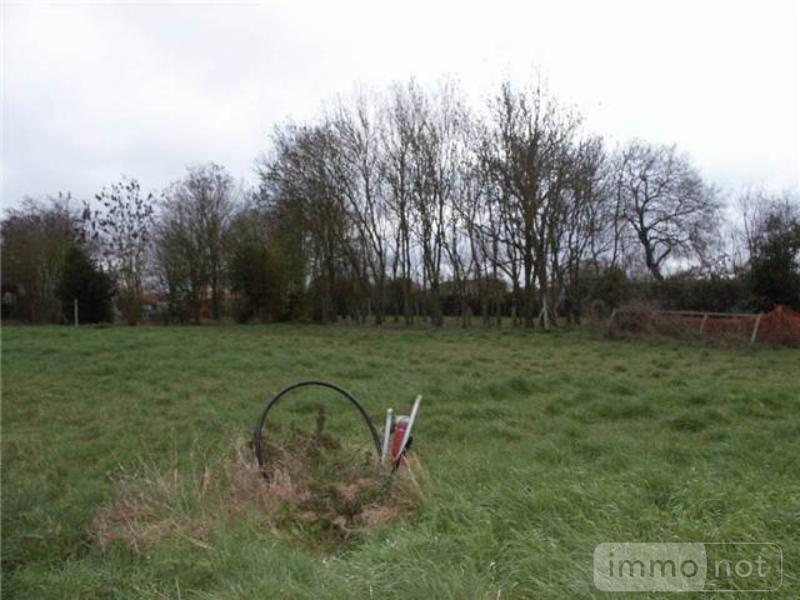 Terrain a batir a vendre La Ronde 17170 Charente-Maritime 723 m2  45982 euros